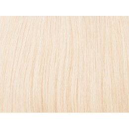 60 platynowy  blond  50cm TAPE ON mikrokanapki Gold Line