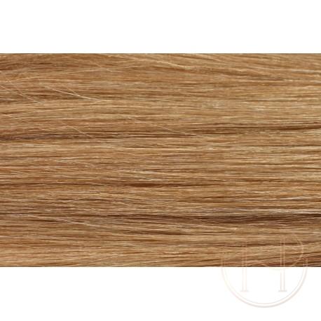 27 (miodowy blond) włosy naturalne EUROPEJSKIE 50cm REMY do microringów