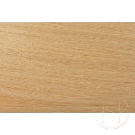 22 beżowy blond EUROPEJSKIE 50cm REMY do microringów
