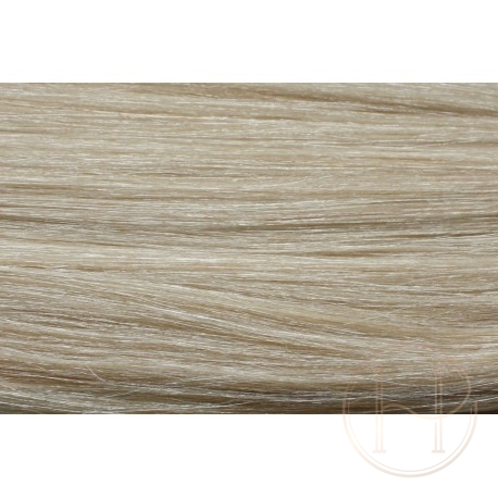 613 najjaśniejszy blond EUROPEJSKIE 55cm REMY do microringów