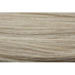 613 najjaśniejszy blond EUROPEJSKIE 60cm REMY do microringów
