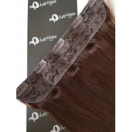 Dopinka - treska 50cm 150g FULL HEAD 2 ciemny brąz