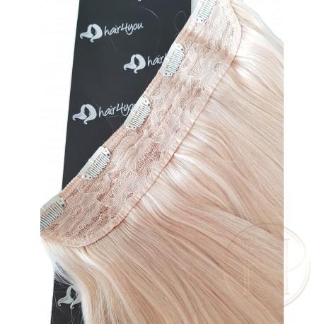 Dopinka - treska 40cm 130g FULL HEAD 60 platynowy blond