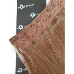 Dopinka - treska 60cm 170g FULL HEAD 10(14) ciemny naturalny blond
