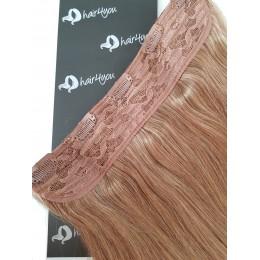 Dopinka - treska 60cm 170g FULL HEAD 18 średni naturalny blond
