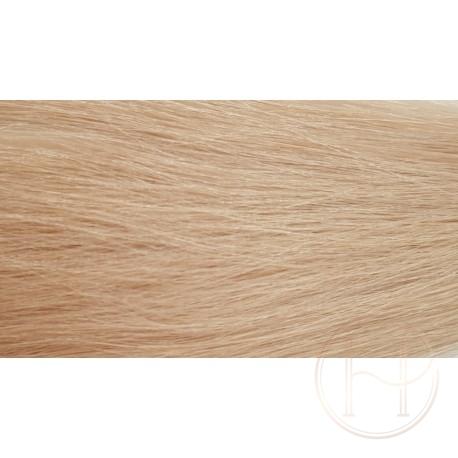 24 średni blond  40cm TAPE ON kanapki Gold Line