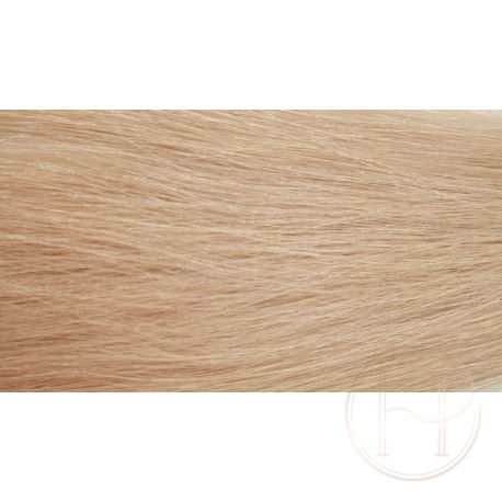 24 średni blond  50cm TAPE ON kanapki Gold Line