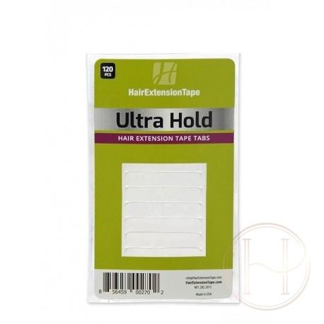 ULTRA HOLD Walker Tape Taśma klejąca silikonowa tape on - skin weft PASECZKI 12szt paski