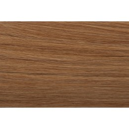 SŁOWIAŃSKIE grube pasemka 18 średni naturalny blond  50cm REMY do microringów