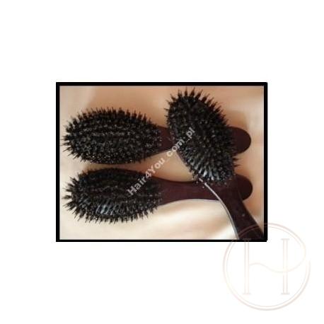 Szczotka pneumatyczna do włosów przedłużanych