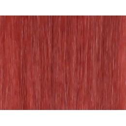 350 ognisty rudy EUROPEJSKIE 60cm REMY na keratynę