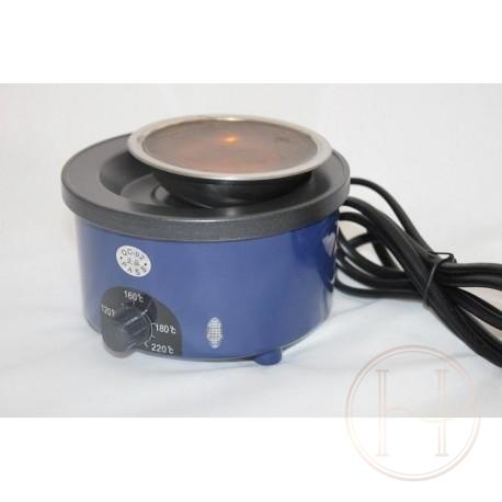 Hot-pot / podgrzewacz do keratyny duży - regulacja temperatury