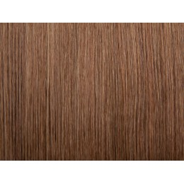 10 ciemny naturalny blond Włosy na taśmie silikonwej 60cm TAPE ON