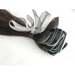 Przerabianie włosów na TAPE ON