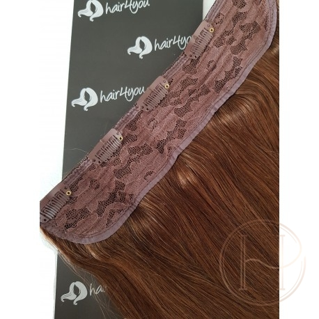 Dopinka - treska 40cm 130g FULL HEAD 6 jasny brąz