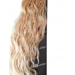 FALA 20szt do mikroringów 613 jasny blond