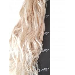 FALA 20szt do mikroringów 60 platynowy blond