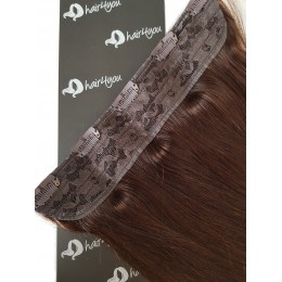 Dopinka - treska 40cm 130g FULL HEAD 2 ciemny brąz
