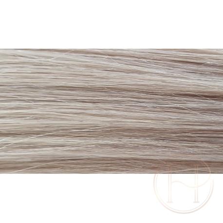 60a popielaty blond  40cm TAPE ON kanapki Gold Line