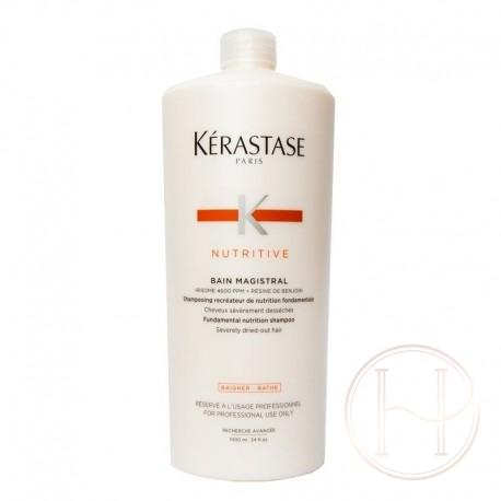 Kérastase NUTRITIVE MAGISTRAL Kąpiel  szampon 1000ml