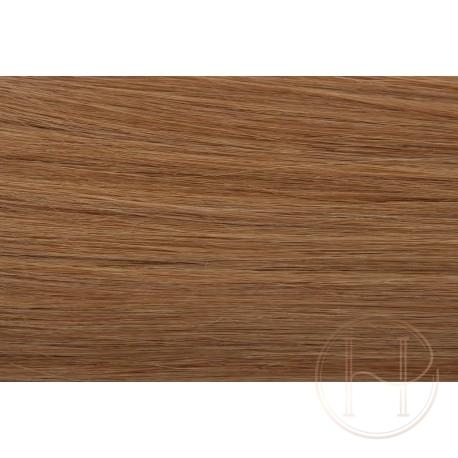 18 średni naturalny blond europejskie REMY  0,8g DO MICRORINGÓW / TULEJEK