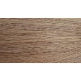 18 średni naturalny blond 50cm GoldLine MIKRORINGI 20szt. REMY