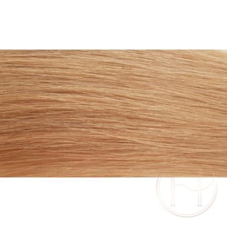 27 miodowy blond 40cm GoldLine MIKRORINGI 20szt. REMY