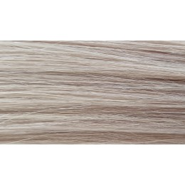 60a popielaty blond 40cm GoldLine MIKRORINGI 20szt. REMY