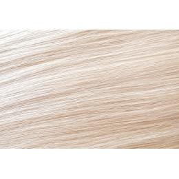 22 beżowy blond 50cm KUCYK clip in GoldLine