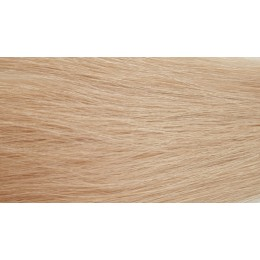 24 średni blond 50CM CLIP IN GOLDLINE 120G