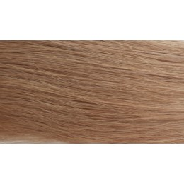 14 ciemny naturalny blond 50cm GoldLine MIKRORINGI 20szt. REMY
