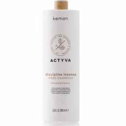 KEMON ACTYVA DISCIPLINA INTENSA szampon oczyszczający