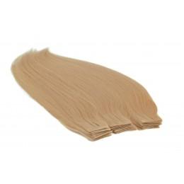 50cm SKIN TAPE ON kanapki Gold Line 22a perłowy jasny blond IMITACJA