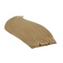 50cm SKIN TAPE ON kanapki Gold Line 24 średni blond IMITACJA