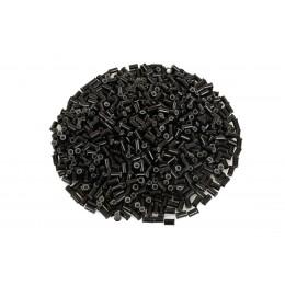 Tulejki z silikonem czarne
