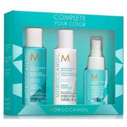 Moroccanoil Complete Your Color zestaw do włosów