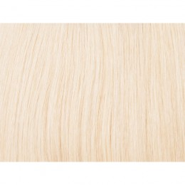 60 platynowy blond 50cm GoldLine MIKRORINGI 20szt. REMY