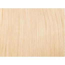 613 najjaśniejszy blond Włosy na taśmie silikonwej 50cm TAPE ON