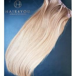 Przerabianie włosów na CLIP IN