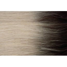 50cm GoldLine MIKRORINGI 20szt. REMY Arctic Blonde OMBRE