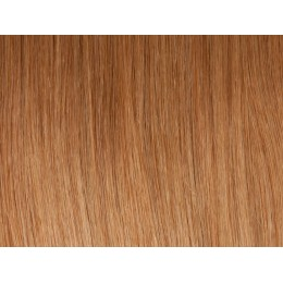27 miodowy blond Włosy na taśmie silikonwej 40cm skin weft TAPE ON